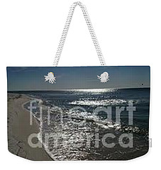 Weekender Tote Bag featuring the photograph Diamond Mine by Laurie L