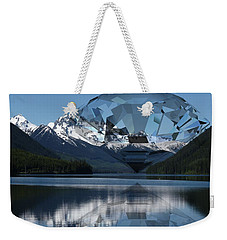 Diamonds Darling Weekender Tote Bag