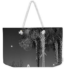 Diamonds In The Distance Weekender Tote Bag