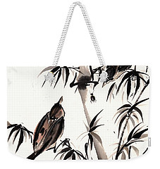 Dibs Weekender Tote Bag by Bill Searle