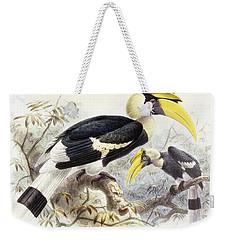Dichocerus Bicornis Weekender Tote Bag