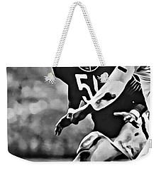 Dick Butkus Weekender Tote Bag