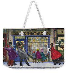 The Toy Shop Weekender Tote Bag