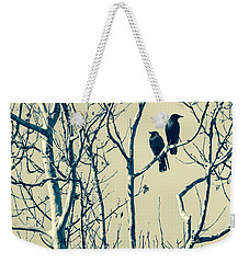 Differing Views Weekender Tote Bag by Caitlyn  Grasso