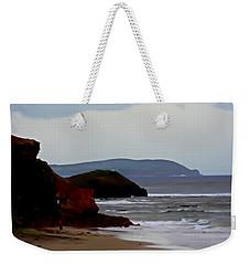 Digital Painting Of Smiths Beach Weekender Tote Bag