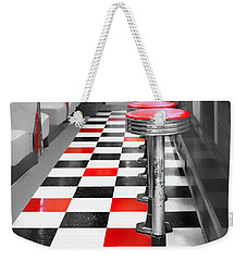 Diner - 1 Weekender Tote Bag by Nikolyn McDonald