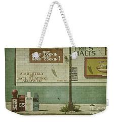 Diner Rules Weekender Tote Bag