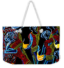 Dinka Wise Virgins Weekender Tote Bag