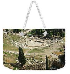Dionysus Amphitheater Weekender Tote Bag