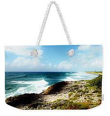 Diorama Weekender Tote Bag by Amar Sheow
