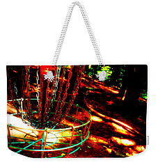 Discin Colors Weekender Tote Bag