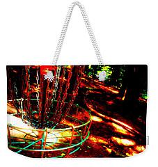 Discin Colors Weekender Tote Bag