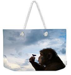 Discovery... Weekender Tote Bag