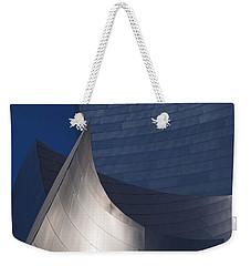 Disney Hall Abstract Weekender Tote Bag