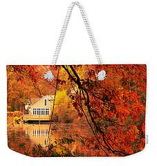 Display Of Beauty Weekender Tote Bag
