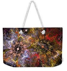 Distant Cosmos Weekender Tote Bag