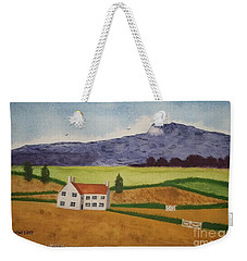 Distant Hills Weekender Tote Bag by John Williams