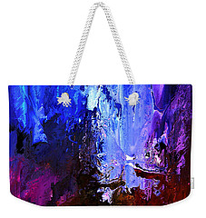 Distant Light Weekender Tote Bag by Kume Bryant