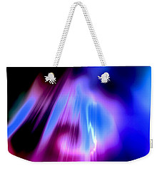 Weekender Tote Bag featuring the photograph Distant Thoughts by Kellice Swaggerty