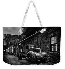Distillery District Toronto Mono Weekender Tote Bag
