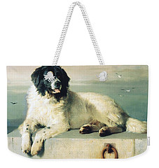 Distinguished Member Of The Humane Society Weekender Tote Bag