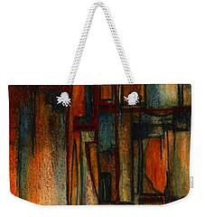 Divergence Weekender Tote Bag