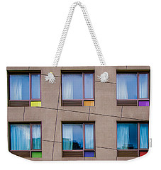 Weekender Tote Bag featuring the photograph Diversity by Paul Wear