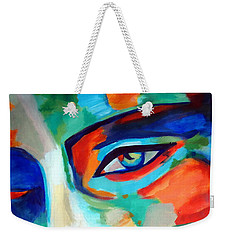 Divine Consciousness Weekender Tote Bag