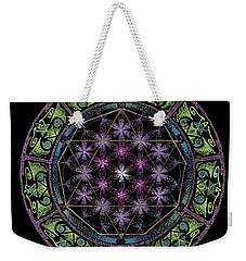 Divine Feminine Energy Weekender Tote Bag by Keiko Katsuta