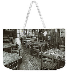 Dixie Chicken Interior Weekender Tote Bag by Scott Norris