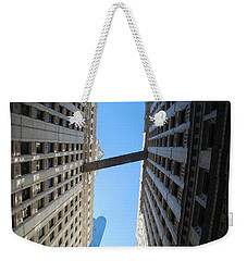 Weekender Tote Bag featuring the photograph Dizzy by Richard Bryce and Family