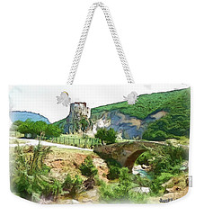 Do-00403 Mussaylaha Fort  Weekender Tote Bag