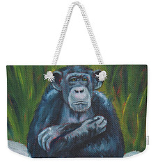 Do No Evil Weekender Tote Bag
