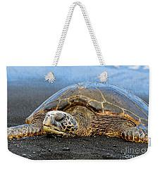 Do Not Disturb Weekender Tote Bag by David Lawson