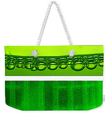 Do The Dew Weekender Tote Bag by Brian Duram