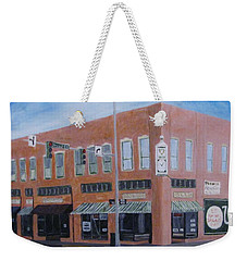 The Chavanne Building Weekender Tote Bag