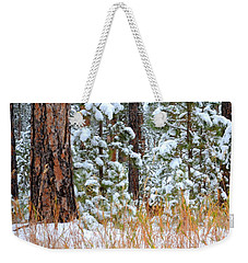 Do You See Me Weekender Tote Bag