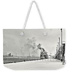 Dockyard Weekender Tote Bag