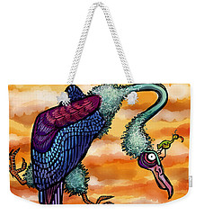 Doctor Vultura Weekender Tote Bag