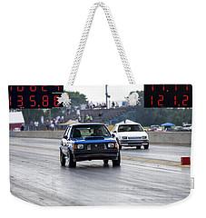 Dodge Omni Glh Vs Rwd Dodge Shadow Weekender Tote Bag