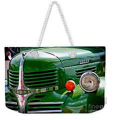 Dodge Truck Weekender Tote Bag by Les Palenik