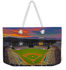 Dodger Stadium Weekender Tote Bag