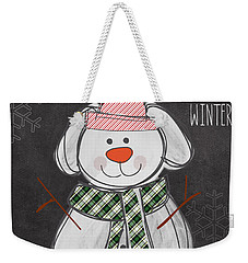 Dog Days  Weekender Tote Bag