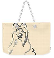 Dog - Lassie Weekender Tote Bag