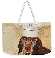 Dog Personalities 56 Chef Weekender Tote Bag