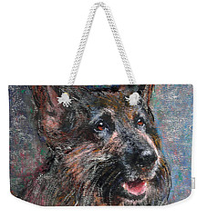 Doggy Dreams Weekender Tote Bag