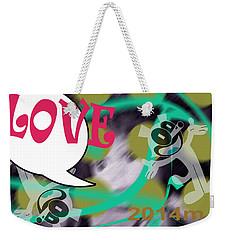 Dolls 20 Weekender Tote Bag
