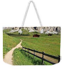 Dolomiti - Cir Group Weekender Tote Bag