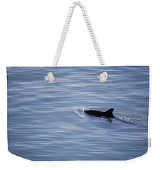 #lifemovesalonglikewater Weekender Tote Bag by Becky Furgason