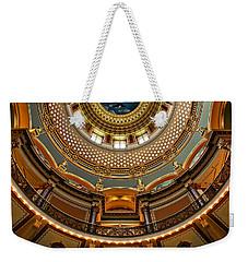 Dome Designs - Iowa Capitol Weekender Tote Bag